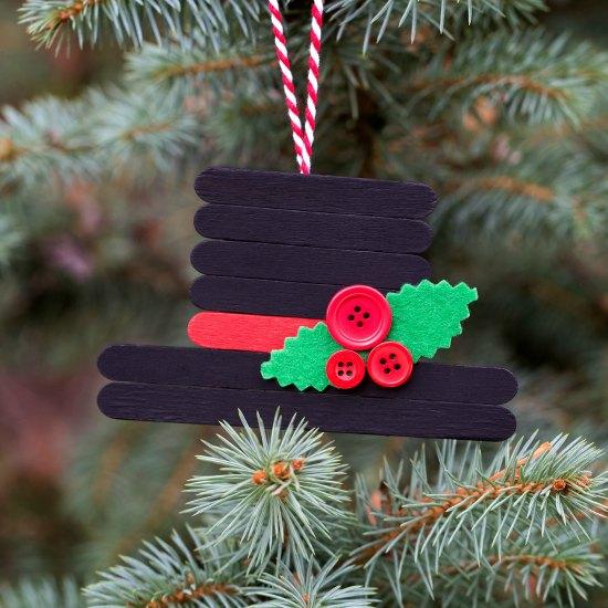 christmas ornaments popsicle sticks # 3