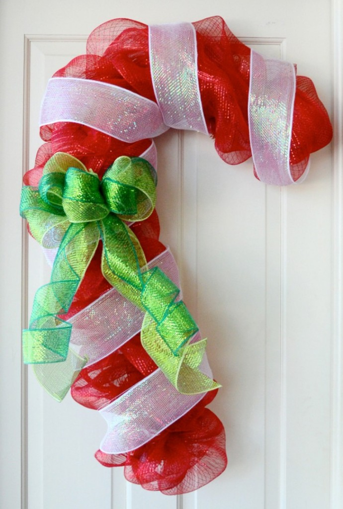 40 Fantabulous Christmas Ribbon Decoration Ideas All