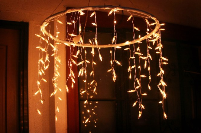 Full Size Of Amusing Indoor Christmas Decorations With Garland F Lights On Ideas For Outdoor Cute
