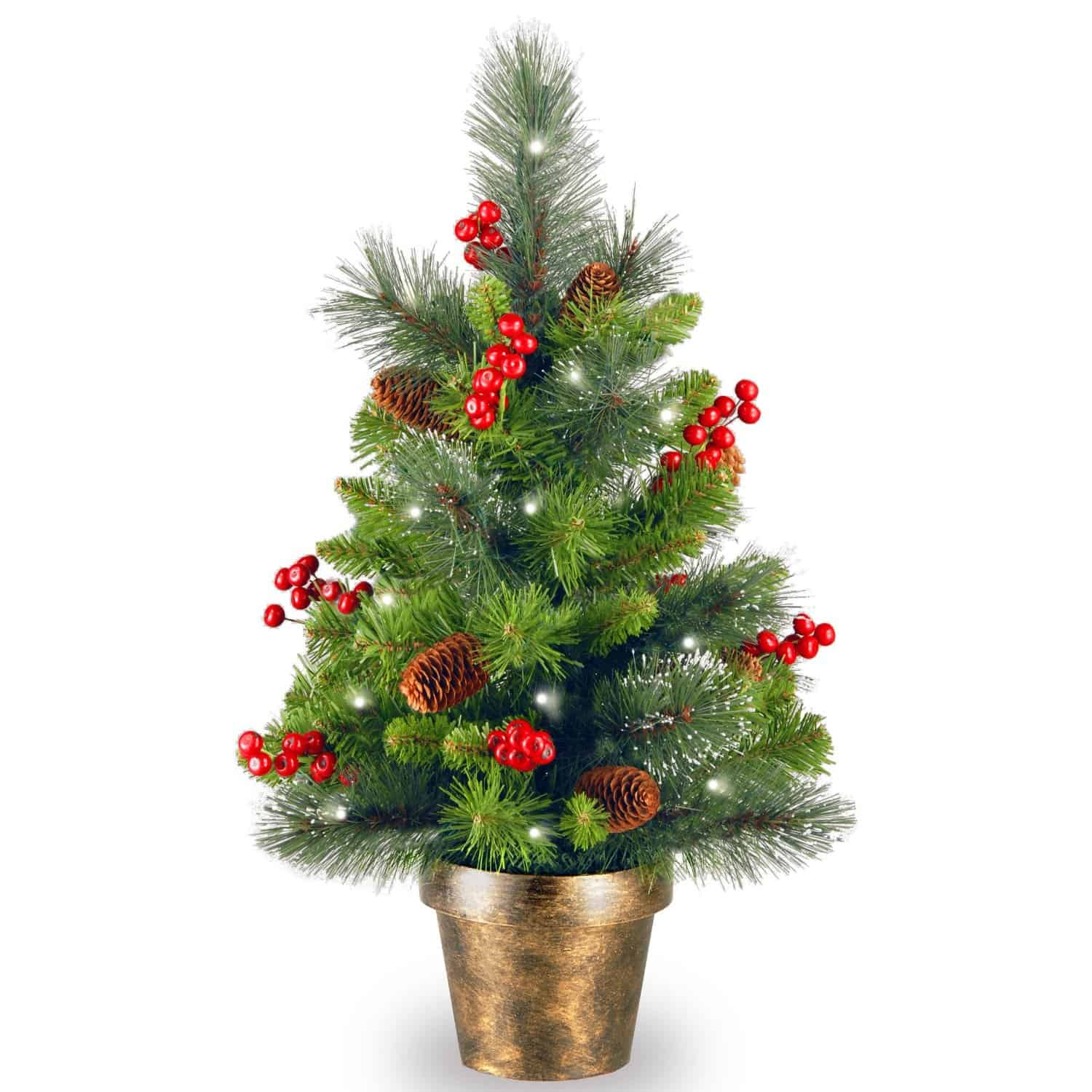 Battery Operated Christmas Tree Christmas Decorating Fun