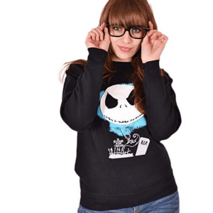 Nightmare Before Christmas Tim Burton Unisex Sweatshirt