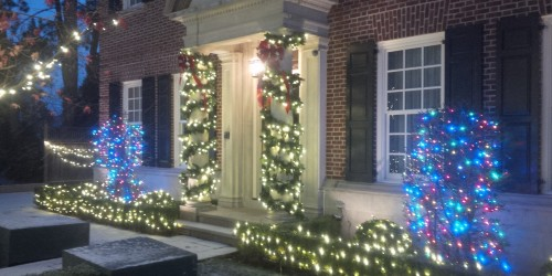 Christmas Lights Installation Toronto Holiday Decorating Service