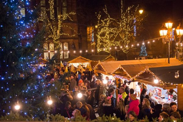 What's on in Chester at Christmas 2019?