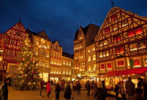 A magical Advent with extraordinary Christmas markets in Rhineland-Palatinate