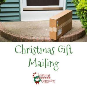 Christmas Mailing