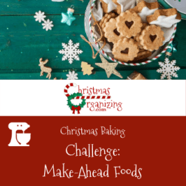 Make-Ahead Christmas Foods