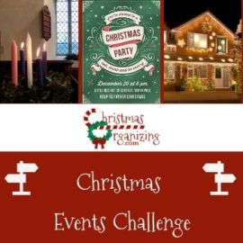 Christmas Events Challenge