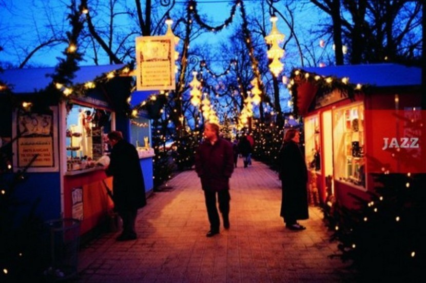 Christmas at Tivoli – more than a million people will visit Tivoli Gardens each year