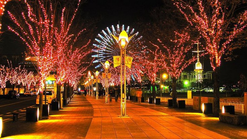 33 beautiful photos of Christmas in Tokyo, Japan