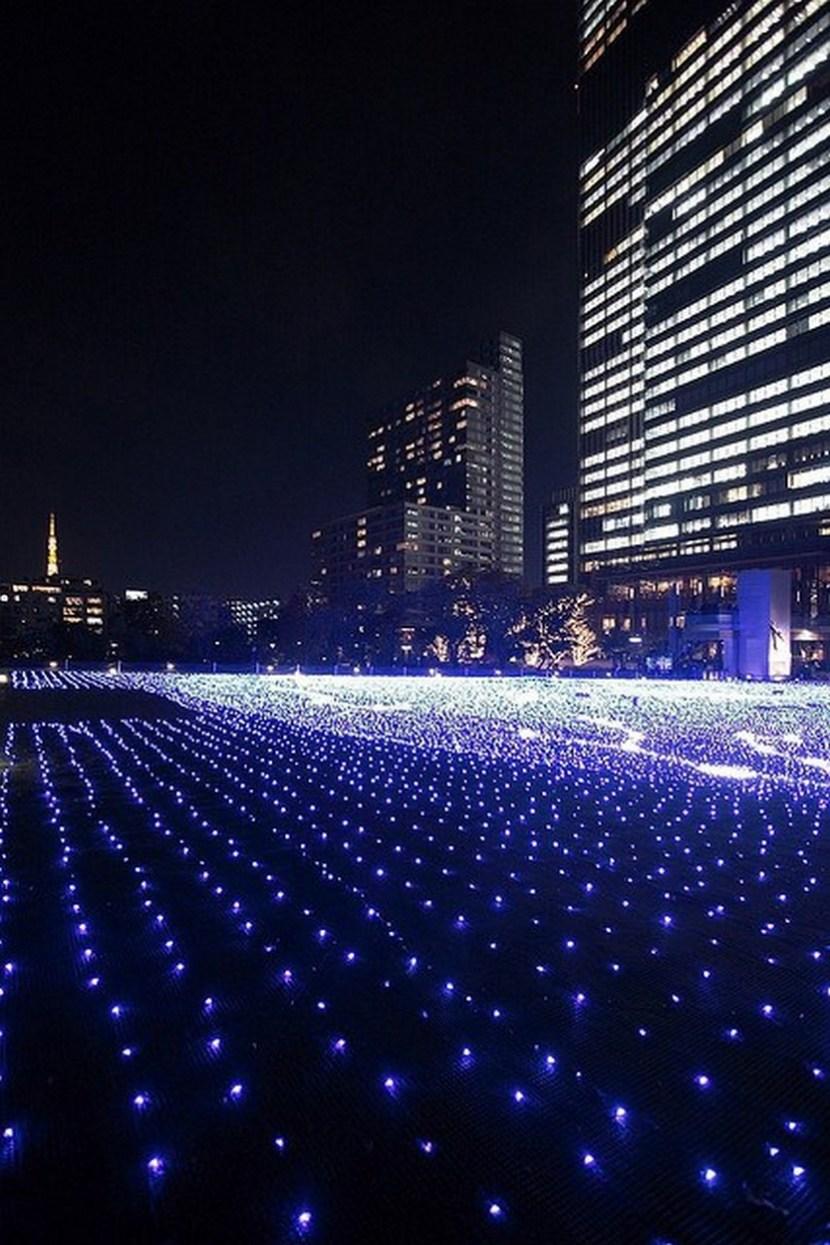 Illumination at Tokyo Midtown 2008