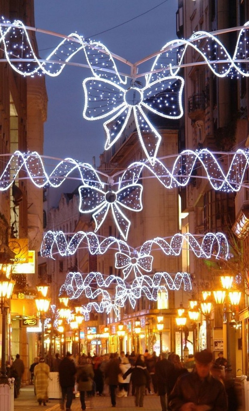 Christmas Markets in Budapest, Hungary