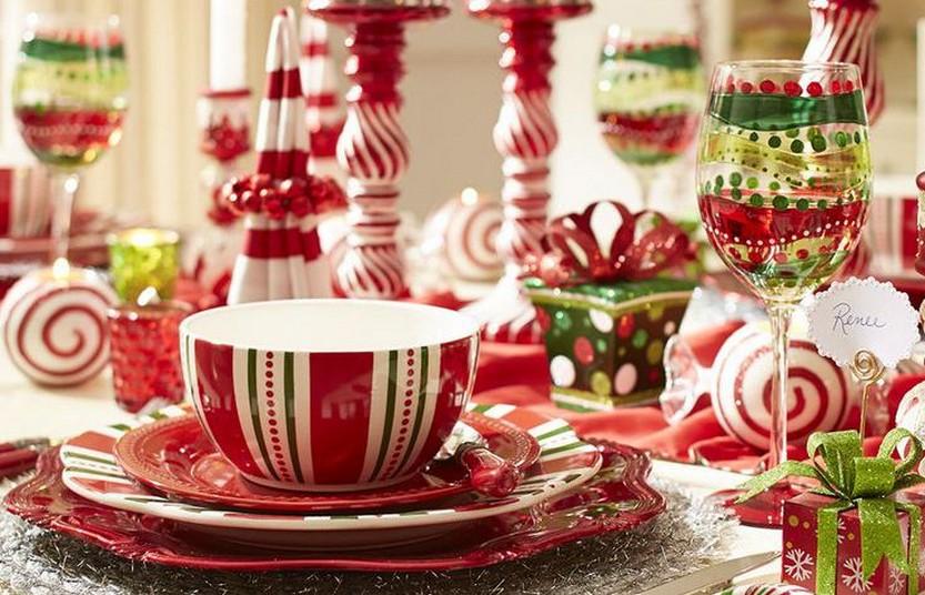 57 Beautiful Christmas Dinnerware Sets & 57 Beautiful Christmas Dinnerware Sets \u2013 Christmas Photos