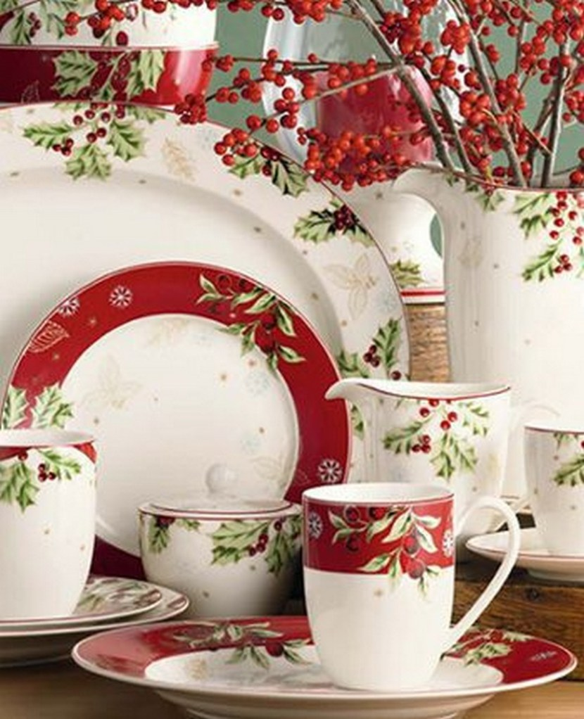 Villeroy And Boch Christmas Dinnerware
