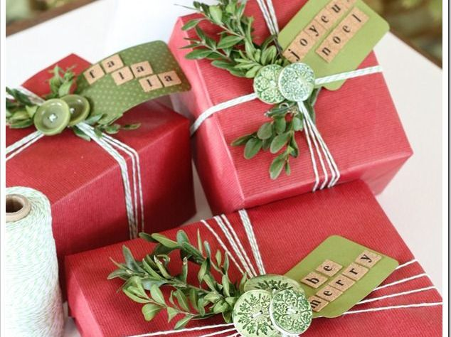 22 Creative Christmas Wrapping & Packaging Ideas – Christmas Photos
