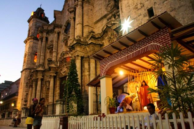 Christmas in Havana, Cuba