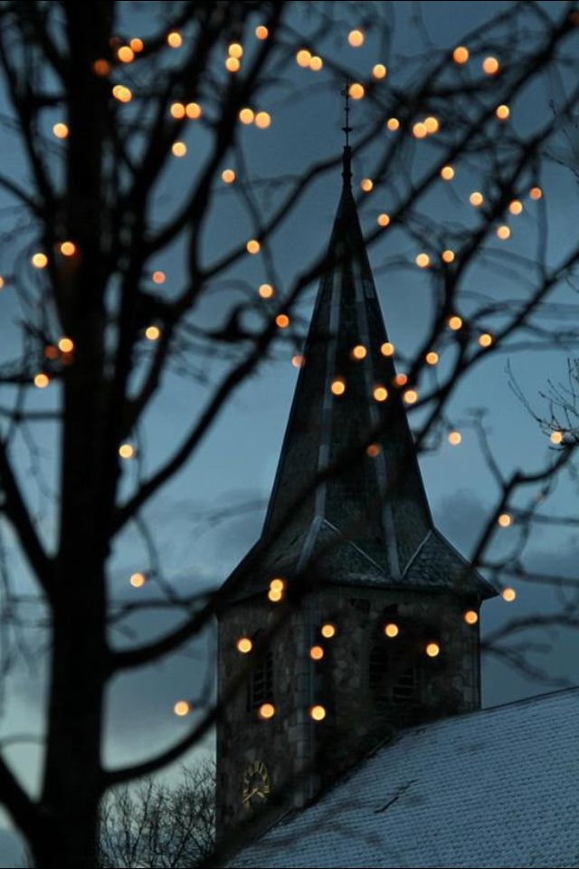 lighted-steeple-copenhagen-denmark
