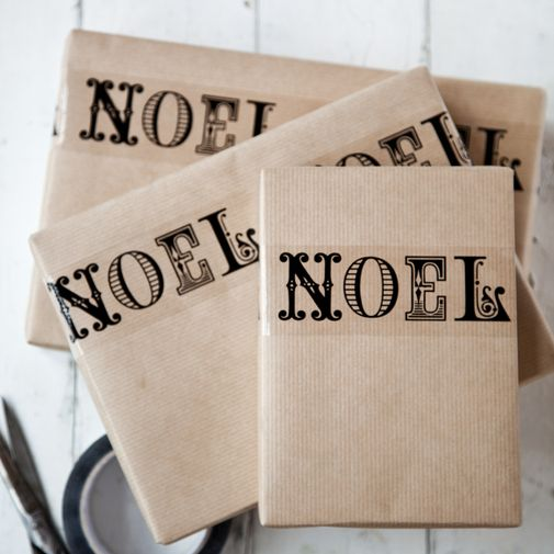 Noel Sticky Tape