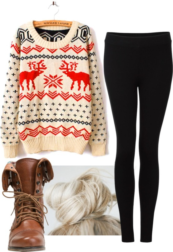 This is my dream Christmas outfit