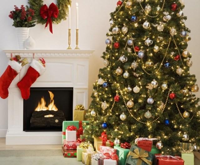 Christmas tree decorations 2016