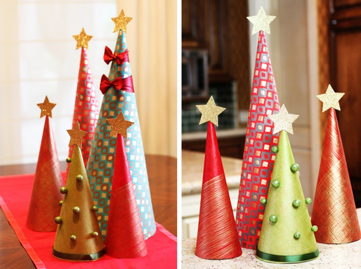 16 Perfect Design Easy Christmas Decorations Photos