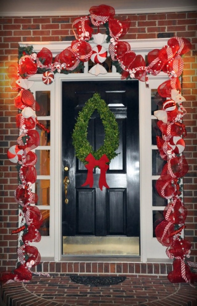 Perfect Decor Door Decorations For Christmas