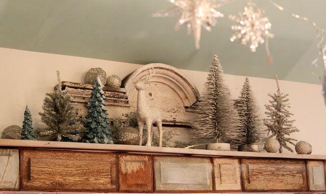 Christmas decorating above kitchen cabinets \u2013 Christmas Photos