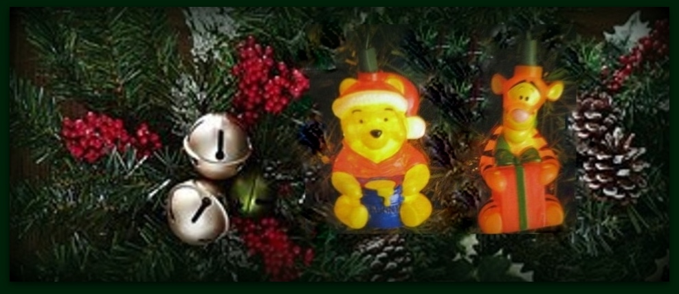 Pooh & TIgger Lights featured photo framed