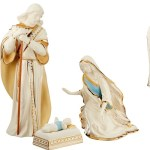 Lenox First Blessing Nativity Sets