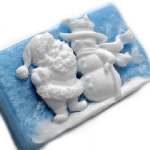 Specialty Christmas Soap Gifts & Decor