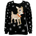 Christmas Sweaters & Sweatshirts for Women