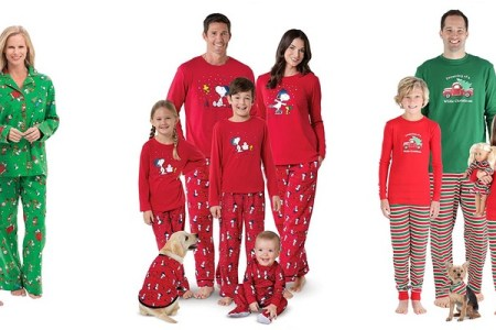 Christmas Pajamas for the Whole Family