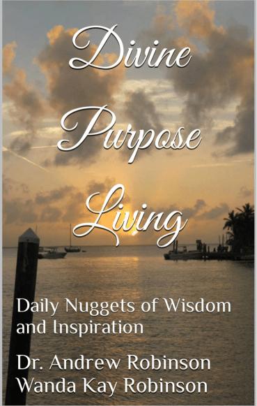 Divine Purpose Living book cover