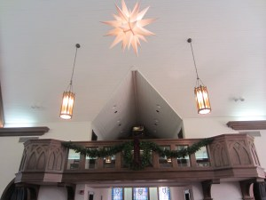 The Church Season of Advent is now upon us.