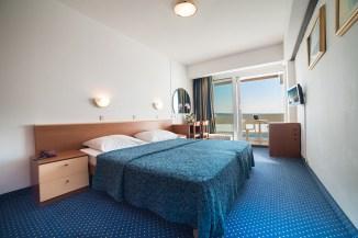 Doppelzimmer im Hotel Omorika in Crikvenica