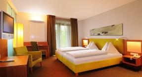 Hotel Clara Vahrn, Doppelzimmer