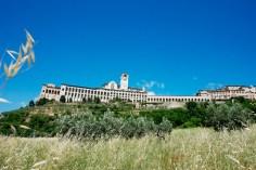 Assisi Basilika di San Frandesco