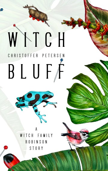 Witch Bluff (The Witch Family Robinson #1)