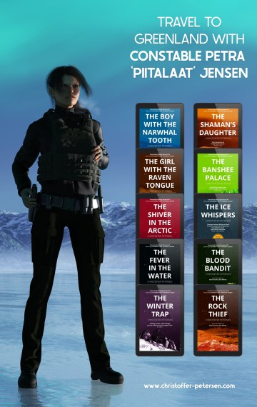 The Greenland Missing Persons Series (Books 1-10)