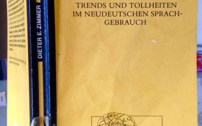 Buchtipp: Trends und Triften im Sprachgebrauch