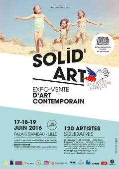 Affiche solid'art