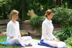 méditation pour femme