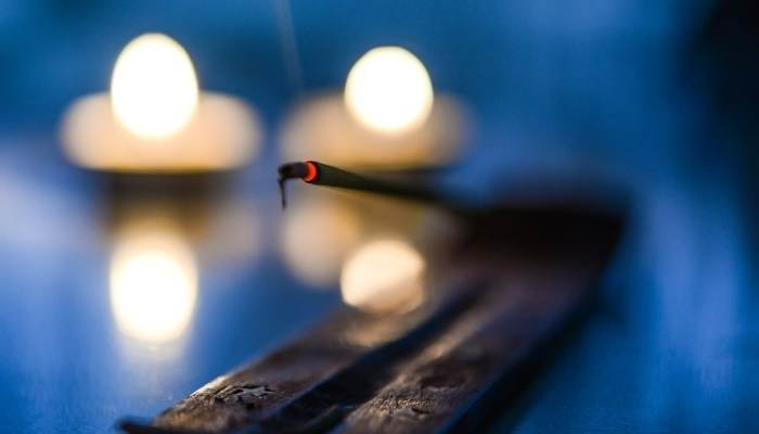Méditation Encens