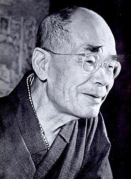 Daisetsu Teitarō Suzuki - 8 personnalités bouddhistes de la méditation