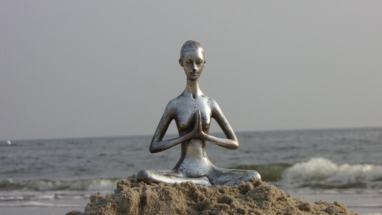 Méditation garder son calme