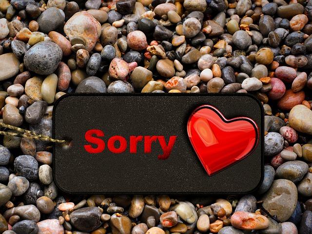 Les vertus du pardon