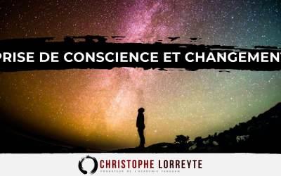 Prise de conscience et changement
