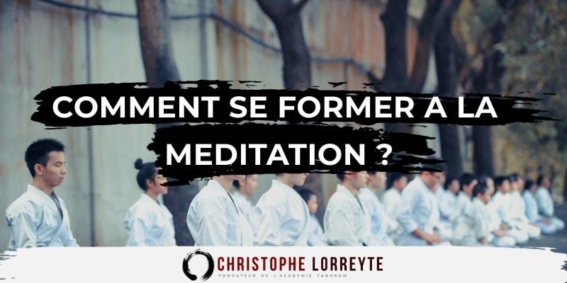 comment se former à la méditation
