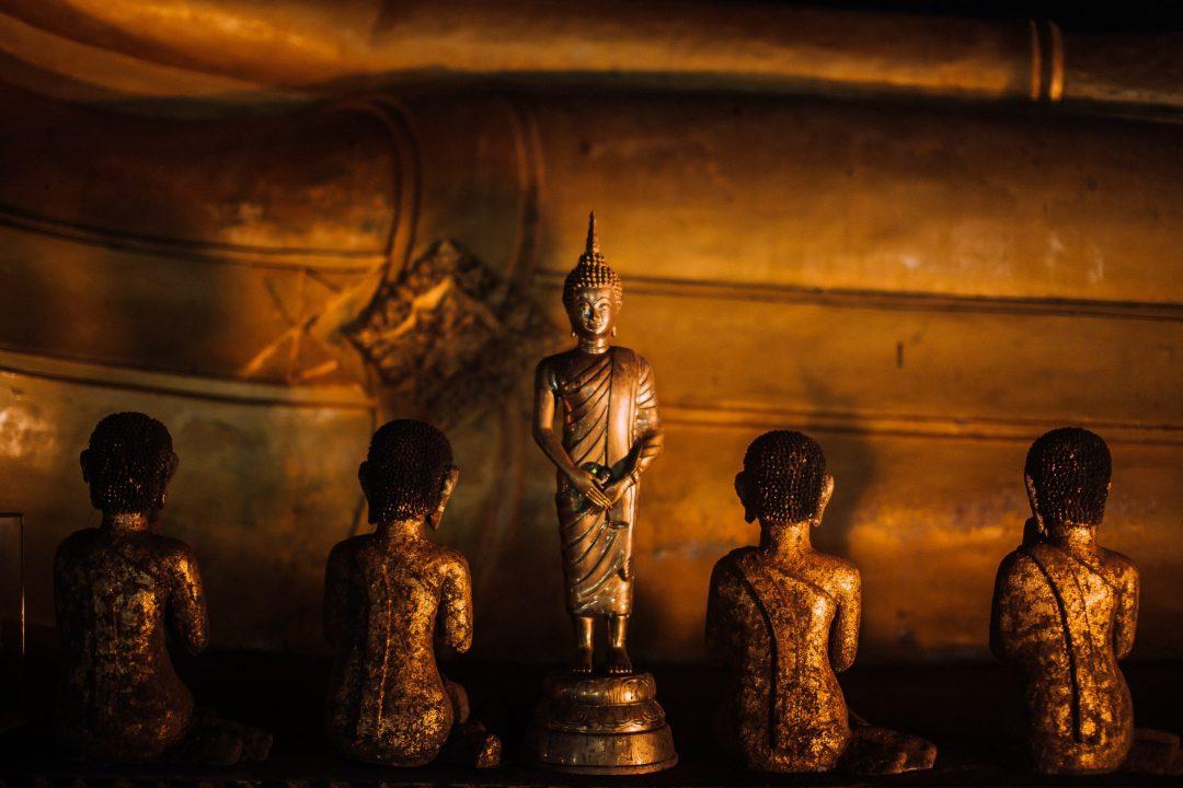 Le petit véhicule dans le Bouddhisme