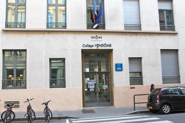 Collège Vendôme : notre ténacité sur ce dossier n'est emprunt que du souci de ne pas rater une opportunité d'optimiser le fonctionnement d'un collège
