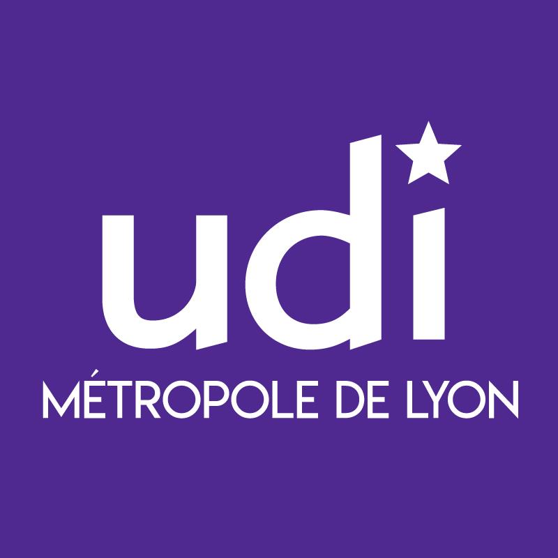 Logo Fédération UDI Métropole de Lyon